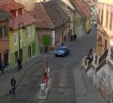Reclama Subaru Centru Sibiului 4