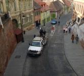 Reclama Subaru Centru Sibiului 6