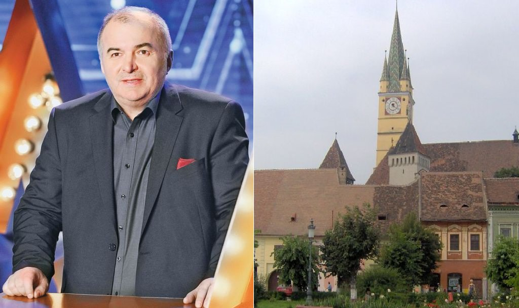 Florin Călinescu l-a dat în judecată pe afaceristul sibian Gheorghe Călburean