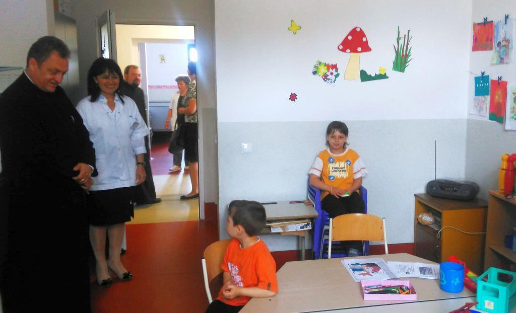 FOTO – Daruri pentru copiii internați la Spitalul de Pneumoftiziologie din Sibiu