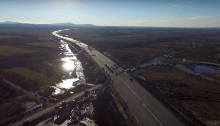 Dovada că autostrada Sibiu – Pitești se construiește și în acest an doar pe hârtie
