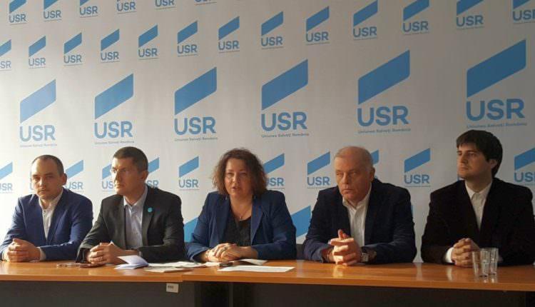 USR Sibiu te invită azi la o discuție sinceră. Se acceptă orice întrebare