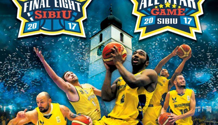 Joi se joacă semifinalele în Cupa României la baschet la Sala Transilvania