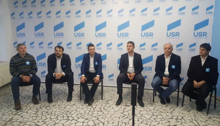 Prima conferință națională a USR-ului se ține la Sibiu. Vin lideri din toată țara