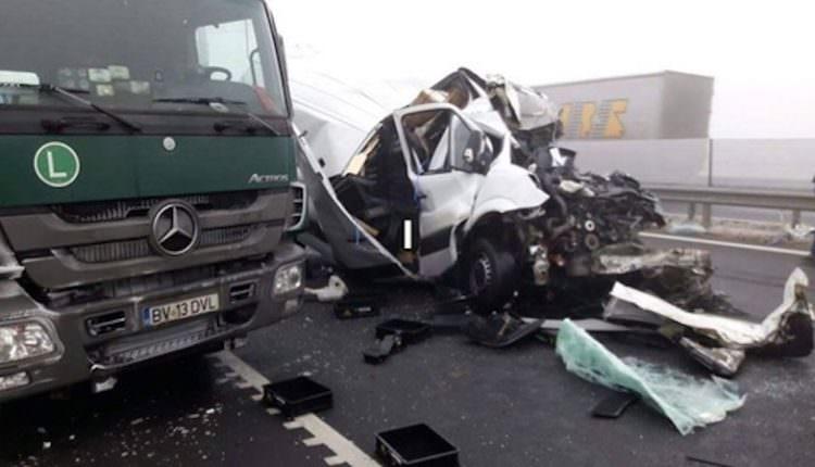 Accidentul grav din Ungaria – Autoritățile au revizuit numărul morților la patru în loc de cinci