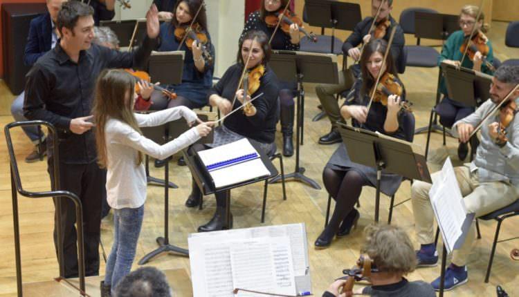 "Elevii de la Școala I.L. Caragiale și Liceul Pedagogic, ""actori"" la un concert educativ la Sala Thalia"