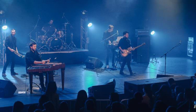 Sibienii de la trupa DOMINO lansează primul lor album din carieră