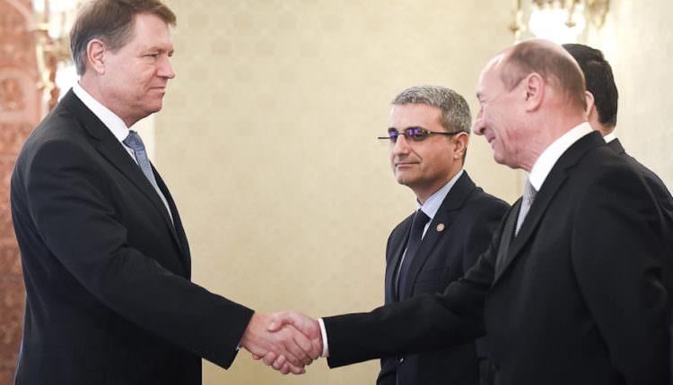Băsescu l-a pus pe Robert Turcescu președinte interimar la filiala PMP Sibiu