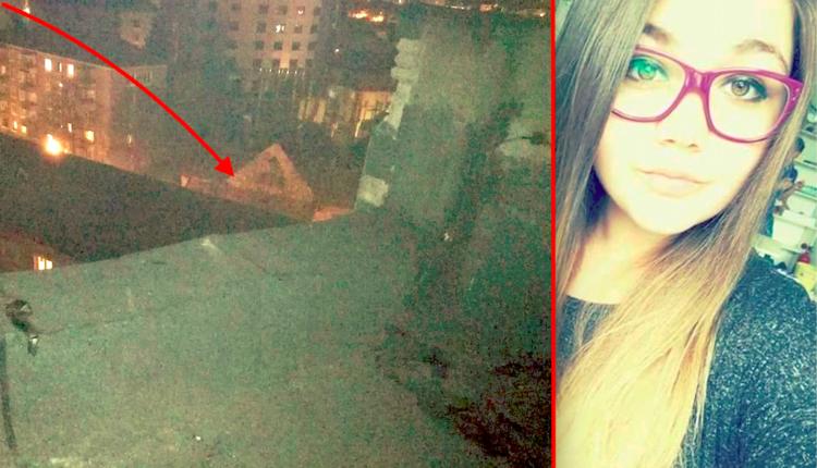 VIDEO FOTO – Adevărul despre moartea Denisei Voilean. Fata era de fapt pe acoperișul blocului. Cum de a căzut doar ea?