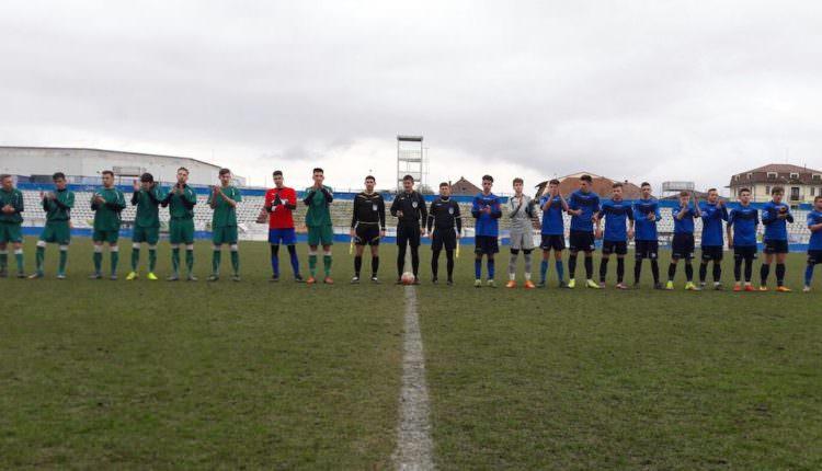 Debut cu dreptul în 2017 pentru juniorii de la Interstar în Liga Elitelor