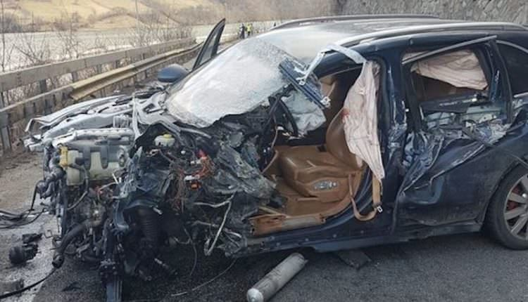 Soțul Alinei Gorghiu mutat la un spital din Capitală după ce a provocat un grav accident pe Valea Oltului