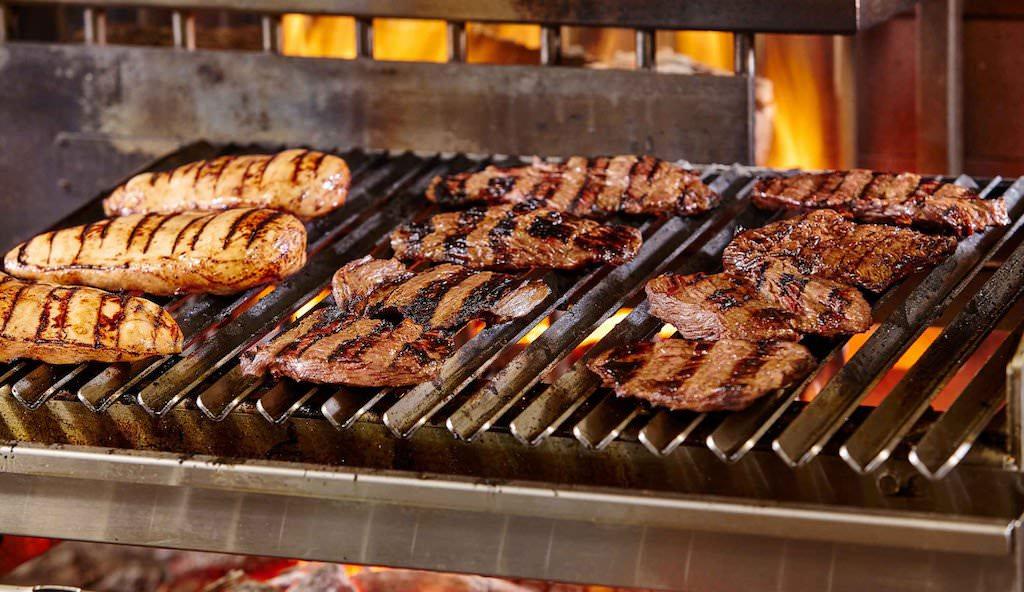 american grill