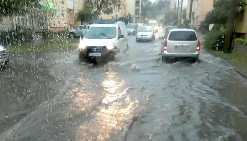 inundatii sibiu
