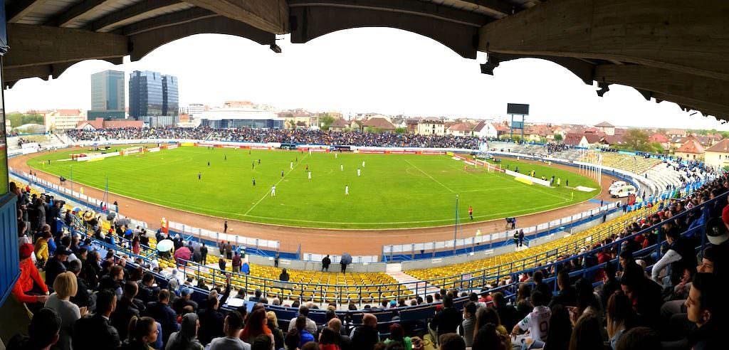 municipal stadion sibiu