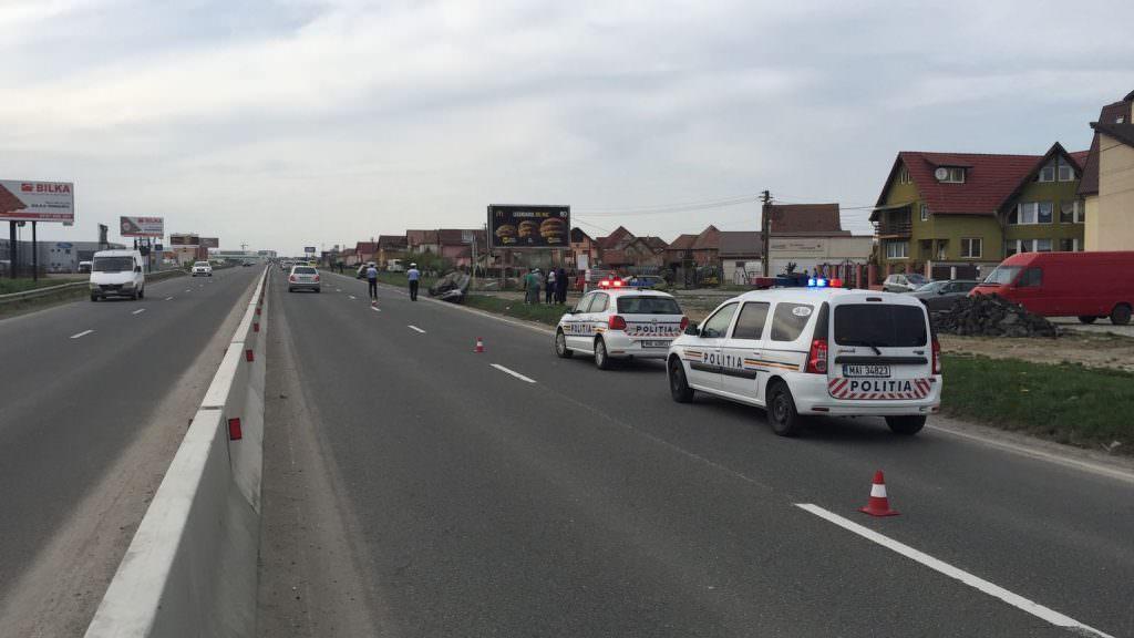 politia accident selimbar