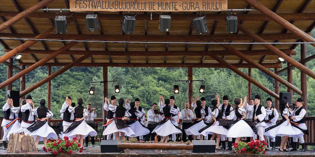 Festival Bujorul de Munte 1
