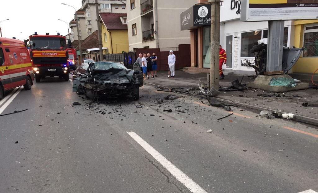 Starea Răniților Din Accidentul De Pe șoseaua Alba Iulia Un