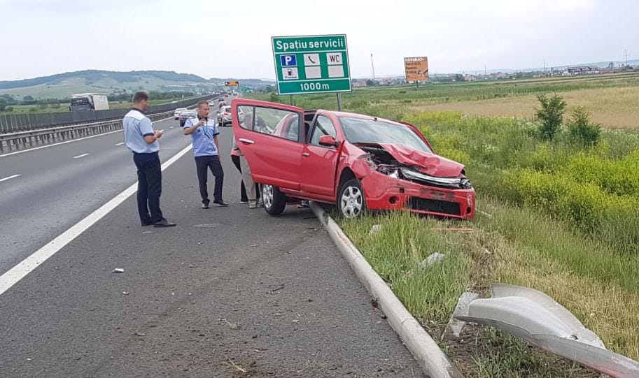 accident a1 sibiu 2