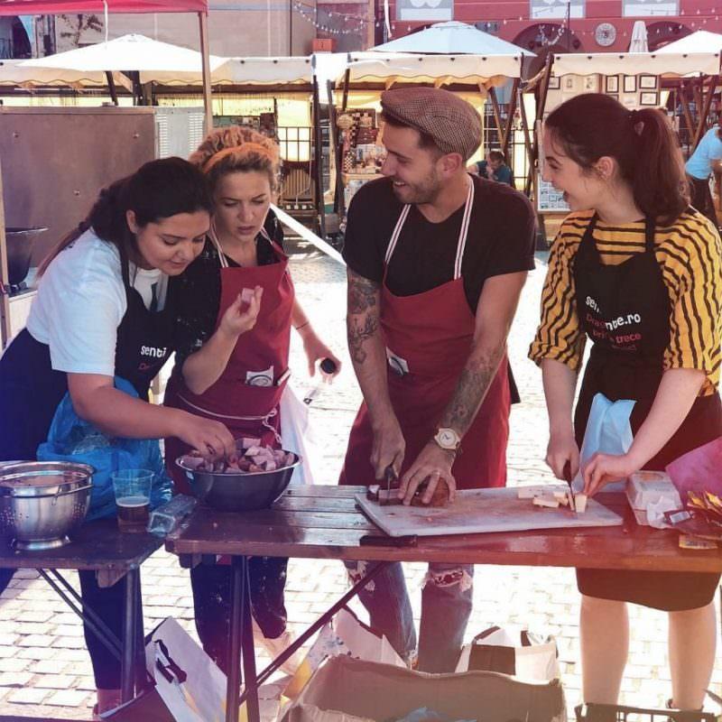 food camp sibiu 2