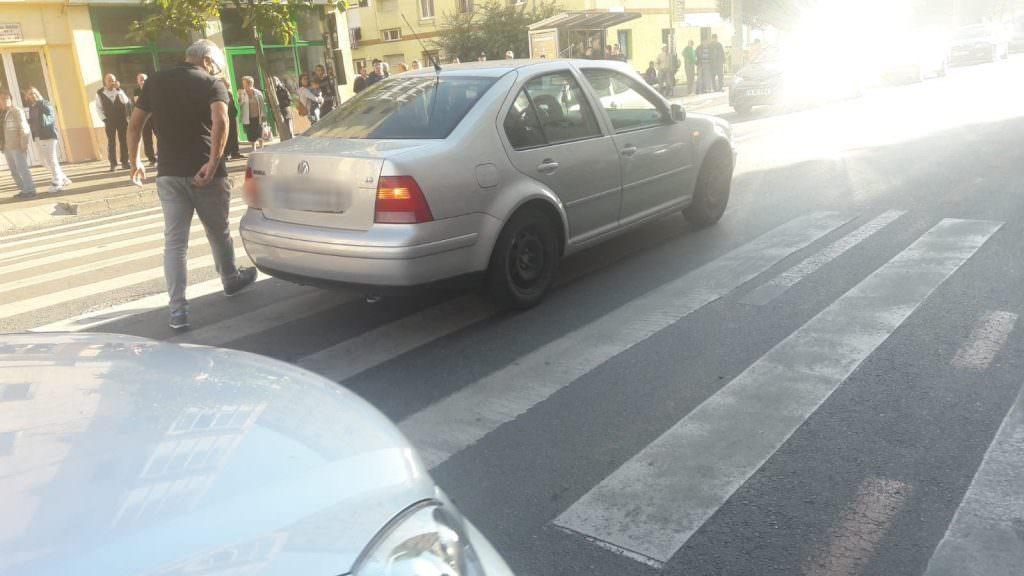 accident semaforului