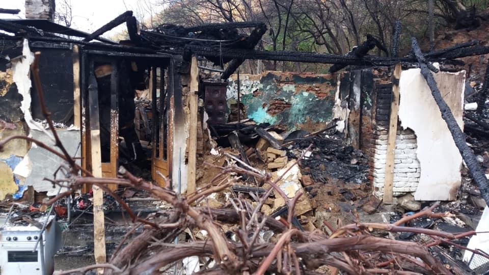 casa arsa saliste