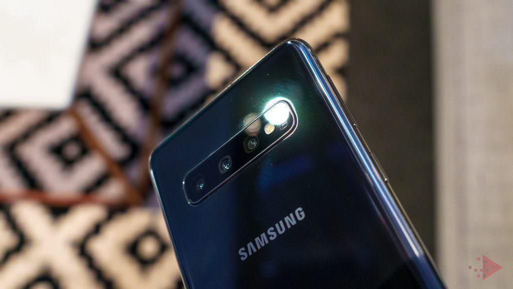 Samsung Galaxy S10 34