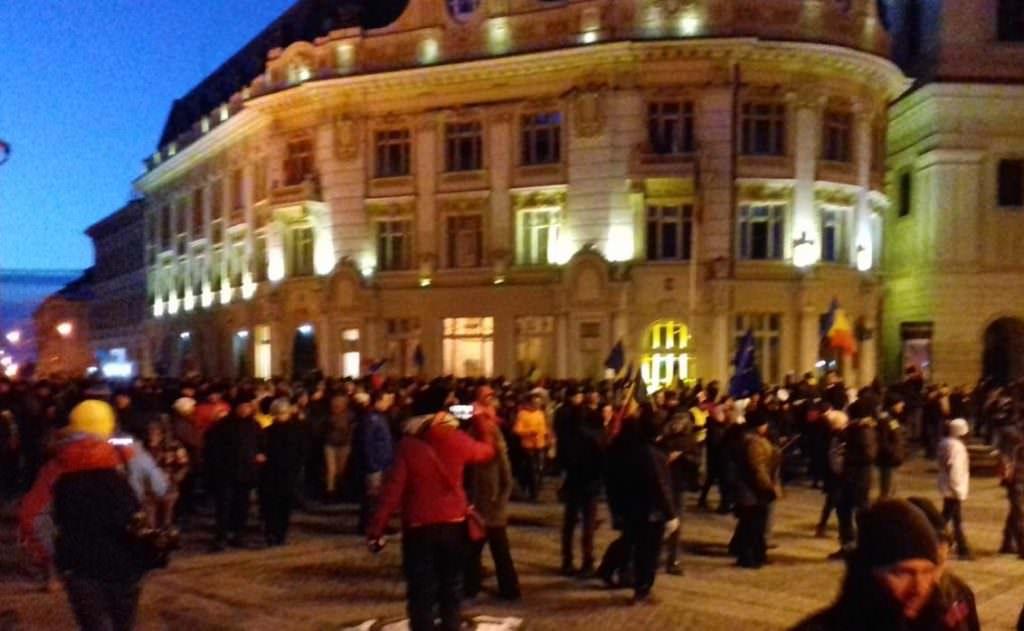 protest piata mare 1