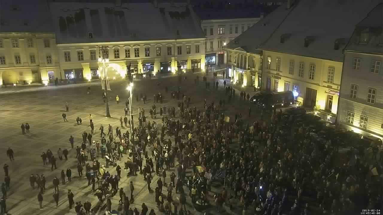 protest webcam