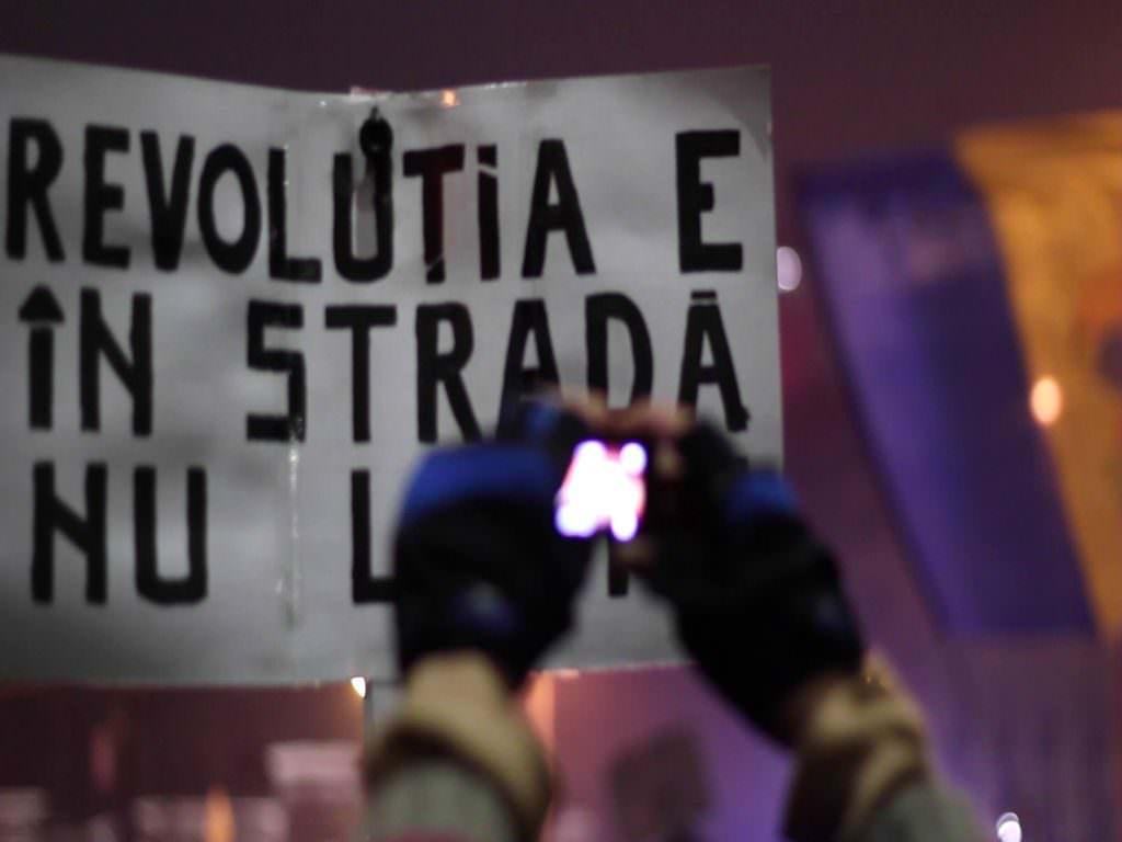 protest afis film