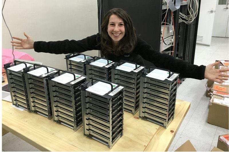datele stocate pe hardiscuri