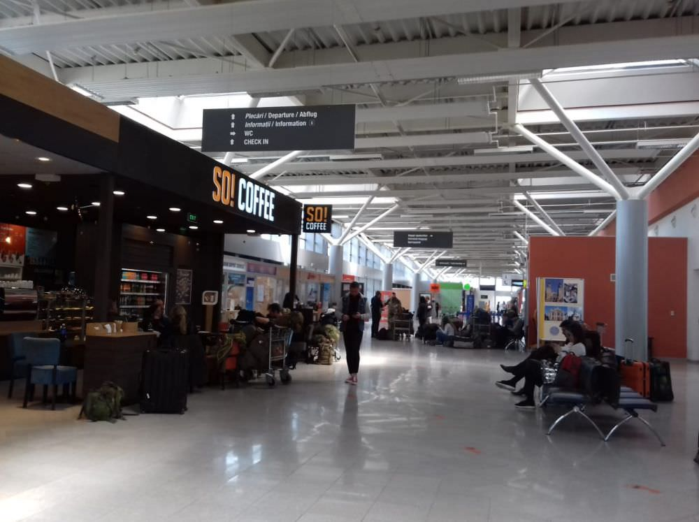 foto aeroportul international sibiu 1