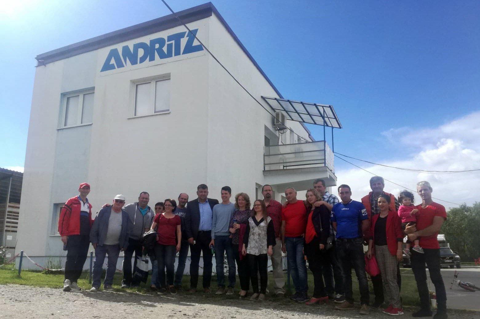 andritz cisnadie 8