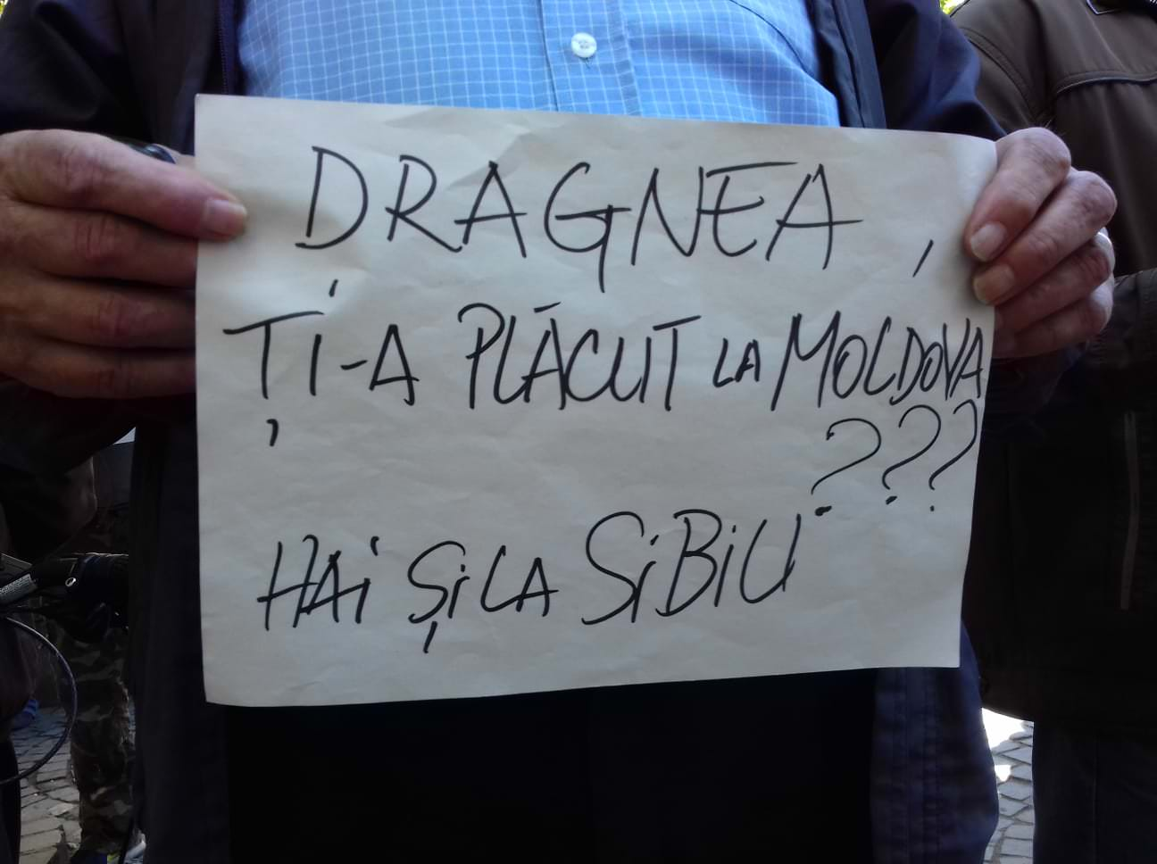 foto protest anti psd sambata 18 mai 2019
