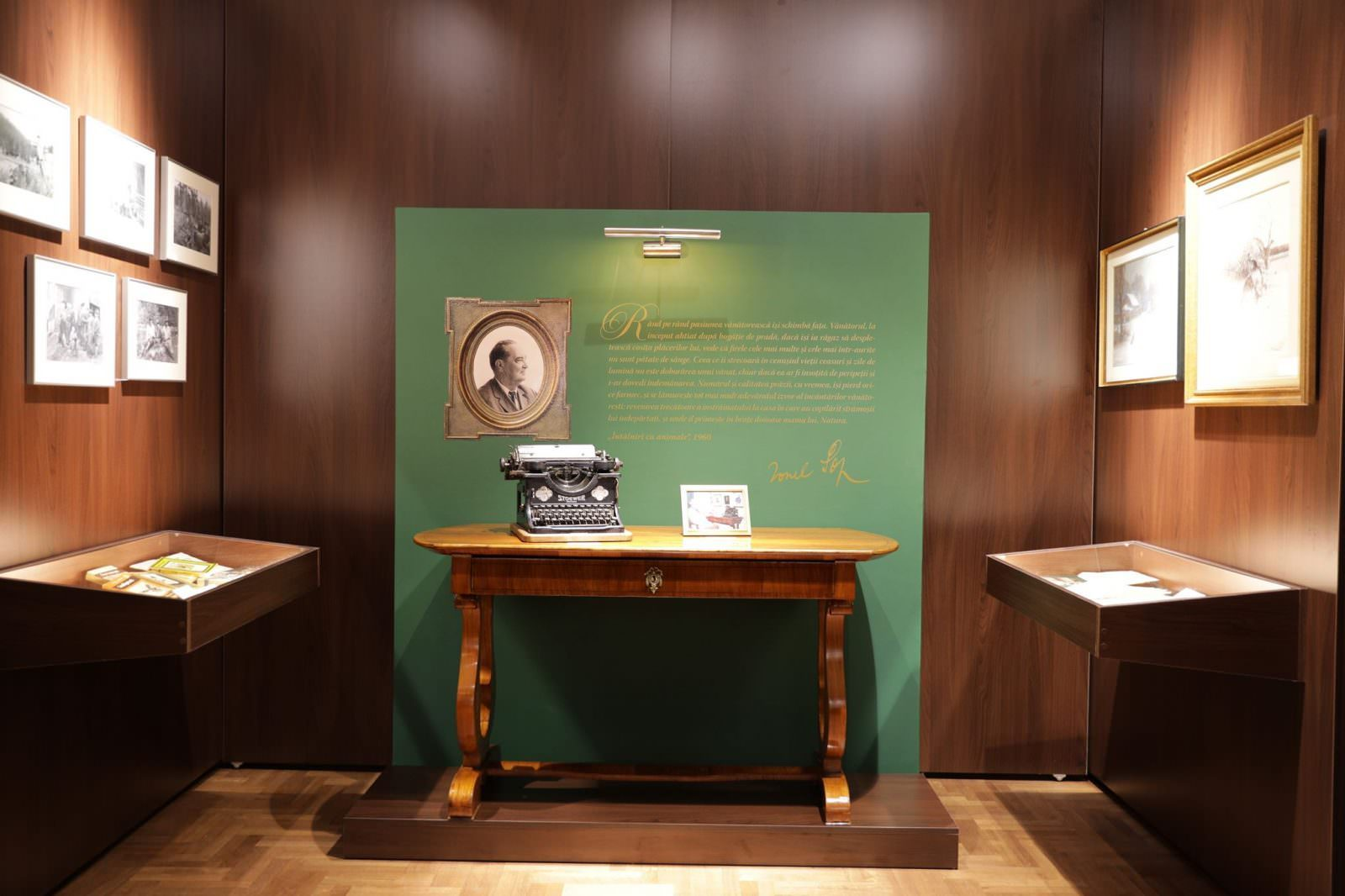 muzeul cinegetic expozitie 4