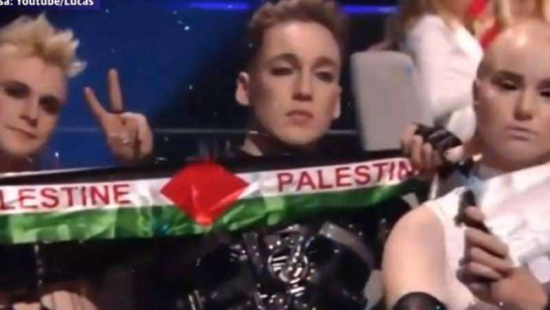 palestina eurovision