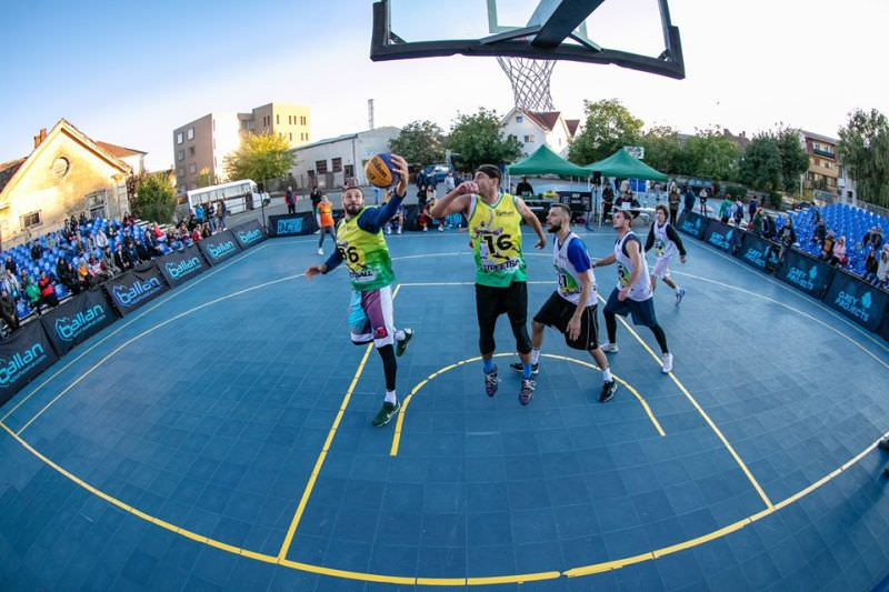 Sibiu Streetball 1