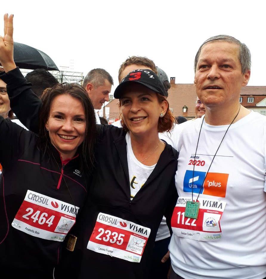 foto ciolos la maratonul sibiu