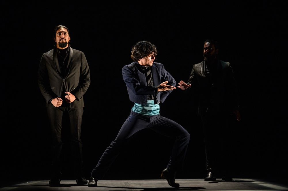 foto jesus carmona cel mai bun dansator de flamenco din lume