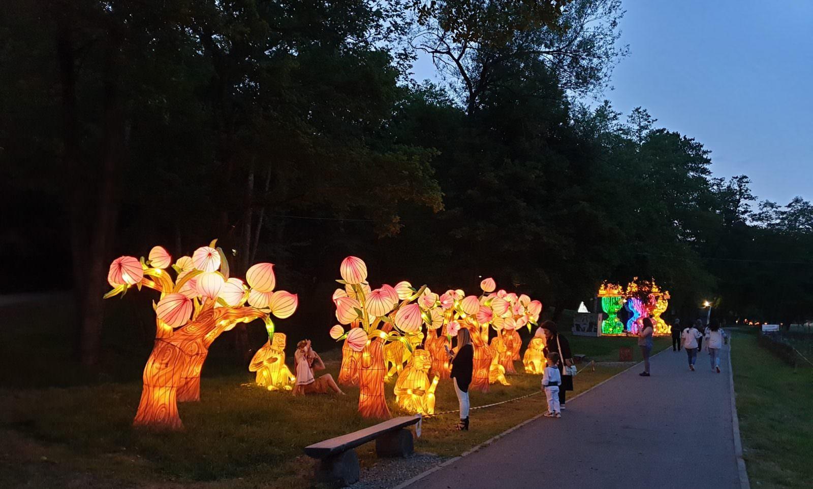 lantern festival sibiu