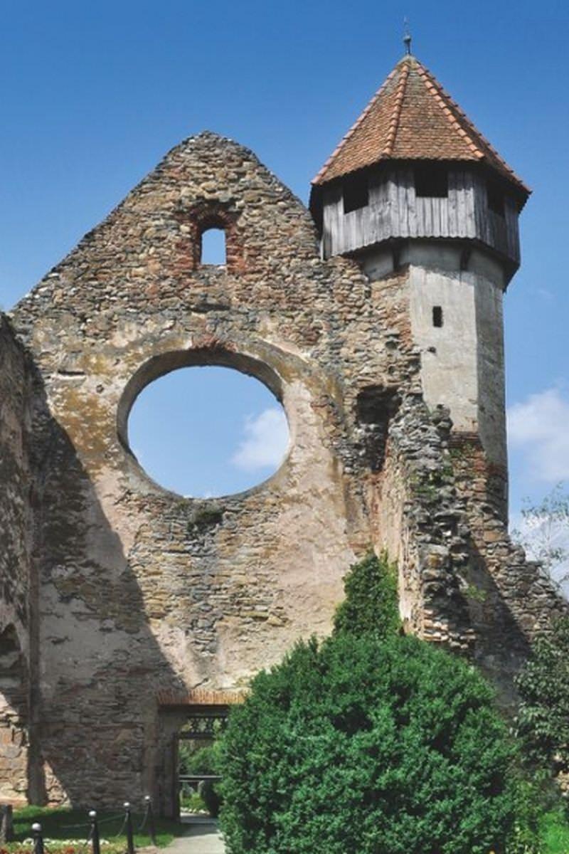 biserica cisterciana Carta