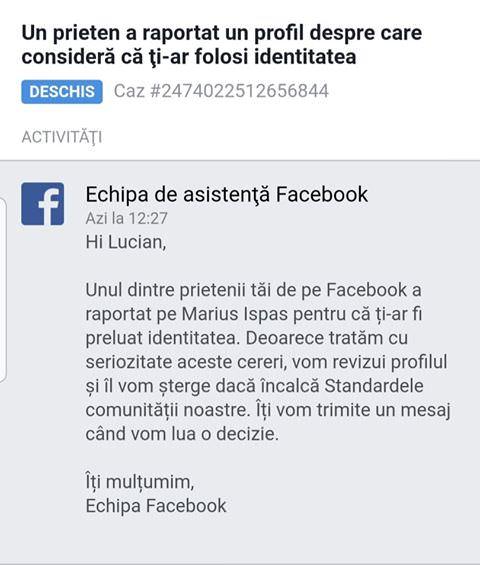 furt identitate