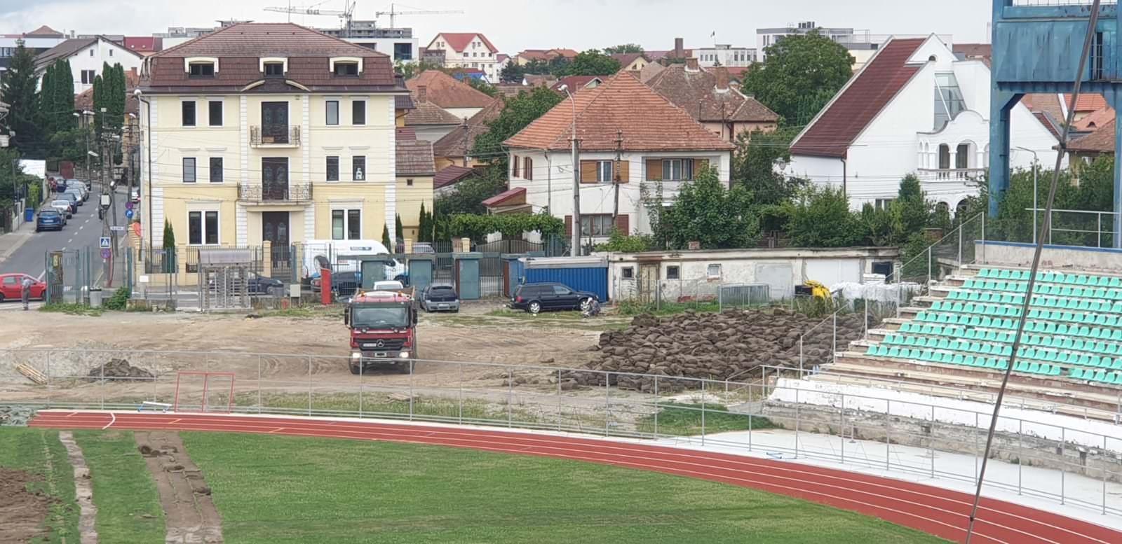 stadion municipal lucrari teren 2