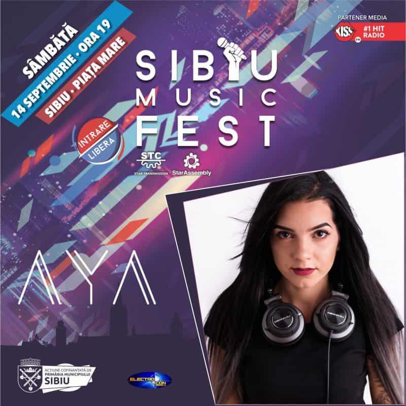 AYA Sibiu Music Fest 2019