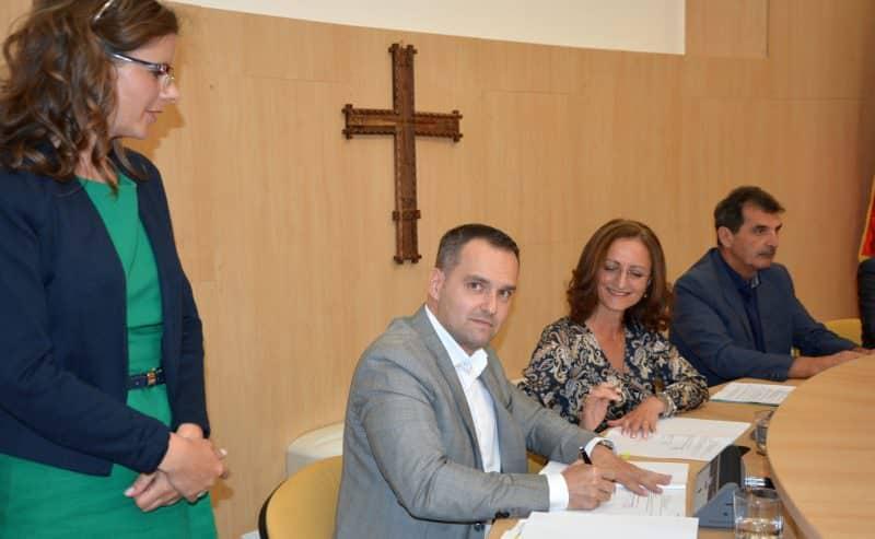 Foto7 Semnare contract Spital psihiatrie SB