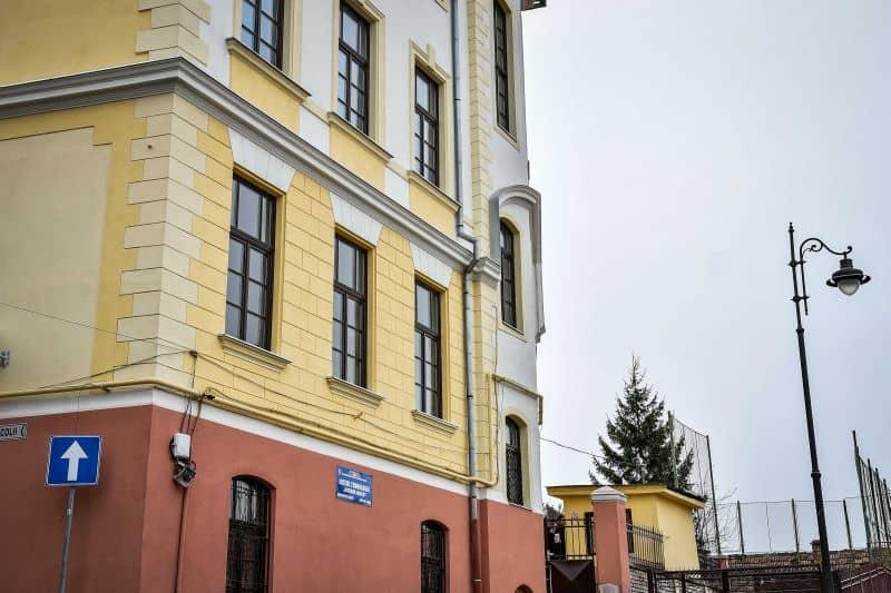 Liceul Avram Iancu 1