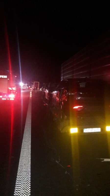 accident autostrada 3