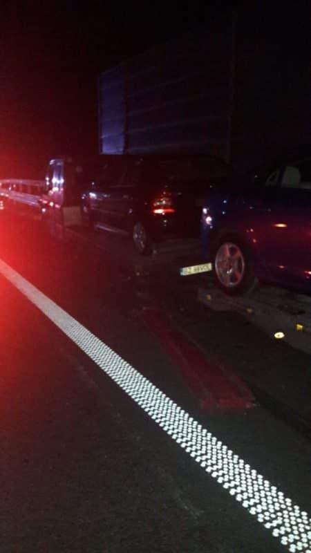 accident autostrada 4