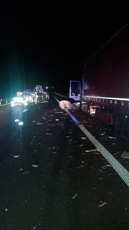 accident autostrada 6