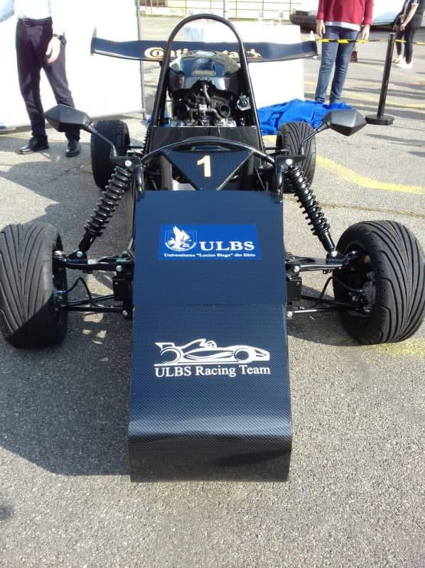 foto masina ULBS