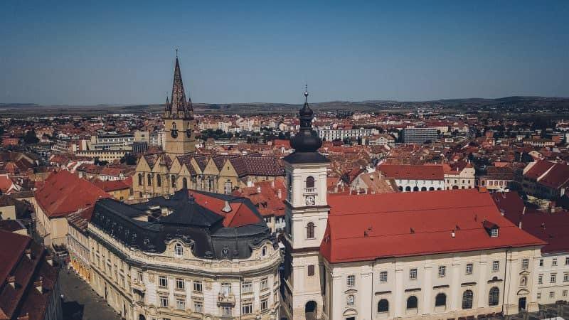 Sibiul Singurul Oras Turistic Cu 3 Stele Michelin Din Romania Nu